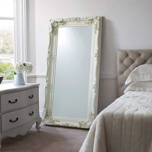 Louis Cream 176x90cm Leaner Mirror