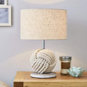 Lina Rope Table Lamp